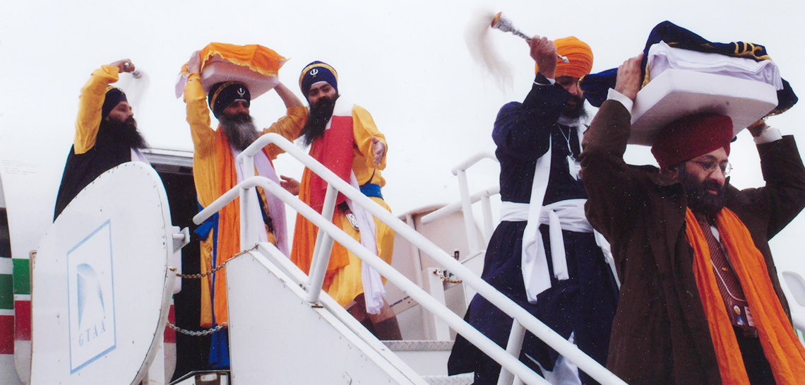 Historic Flight of Guru Granth Sahib Ji
