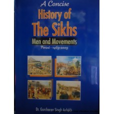 A Concise History of the Sikhs 1469-2009