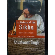 A History of the Sikhs (Set of 2 Books)