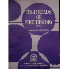 High Roads of Sikh History (Set of 3 Books)