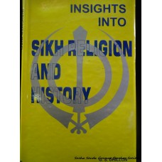 Insights into Sikh Religion and History