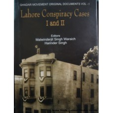 Lahore Conspiracy Cases I and II