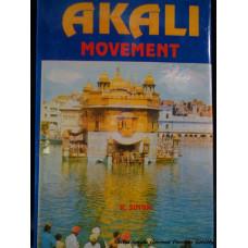 Akali Movement