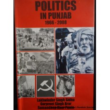 Politics in Punjab 1966-2008