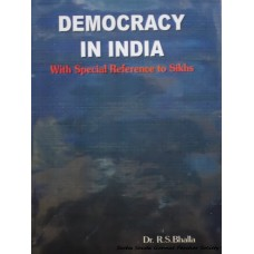 Democracy In India- With Special Reference to Sikhs