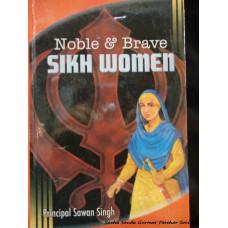 Noble & Brave Sikh Women