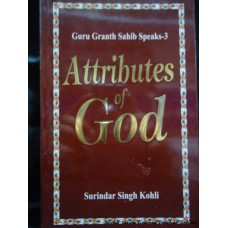 Attributes of God: Guru Granth Sahib Speaks III