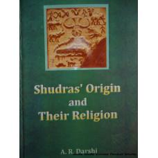 Shudras' Origin and Their Religion