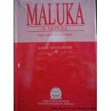 Maluka - A Novel