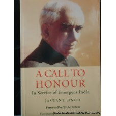 A Call to Honour- In service of Emergent India