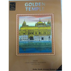 Golden Temple (Comic Book)