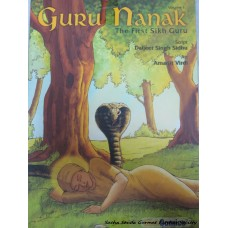 Guru Nanak: The First Sikh Guru (Comic Book)